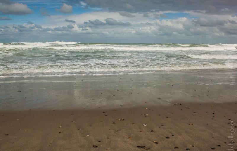 Beach at Westkapelle