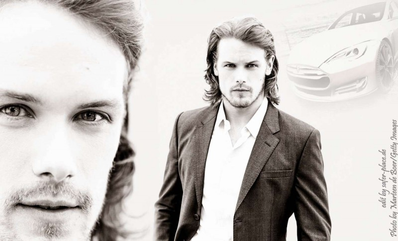 Sam Heughan Wallpaper